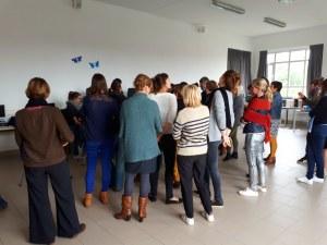 Open sessie voor secundaire freinetscholen @ freinetschool Klimop | Oostkamp | Vlaanderen | België