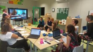 Filmpjes uit onze kring en werktijd. @ Freinetschool De toverfluit Hasselt | Hasselt | Vlaanderen | Belgium
