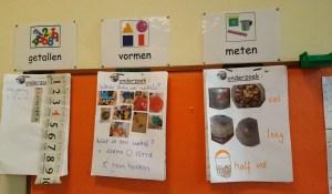 Werkgroep levend rekenen @ Freinetschool Klim-op | Tisselt | Vlaanderen | Belgium