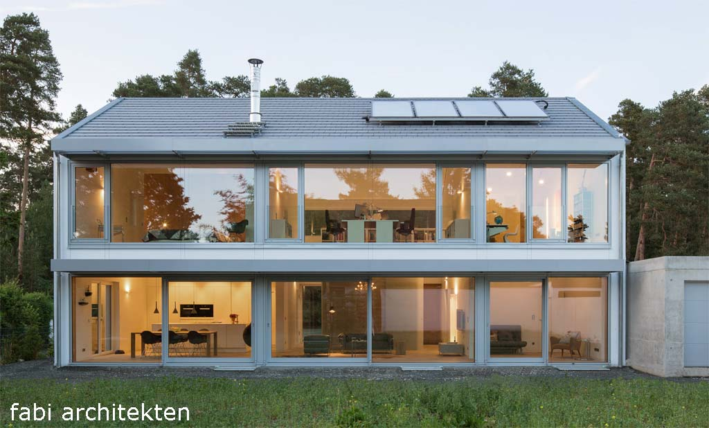 Ein Haus Für Zwei  Und Vierbeiner. Fabi Architekten U2026