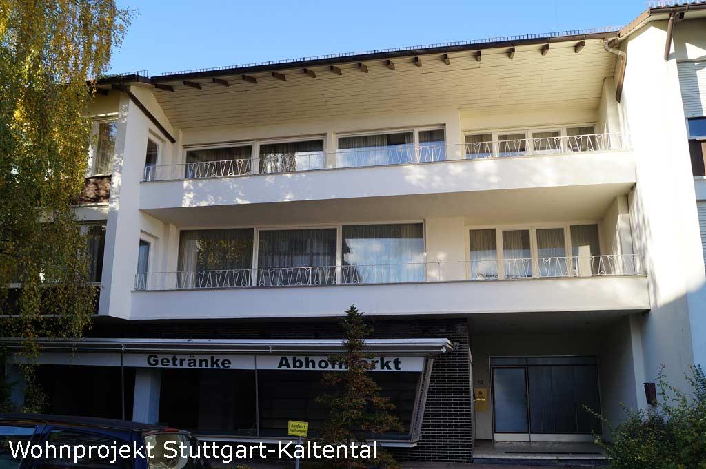 Bestandsbauten Mit Einer Guten Bausubstanz Eignen Sich Für Eine Sanierung.  Foto: Wohnprojekt Stuttgart