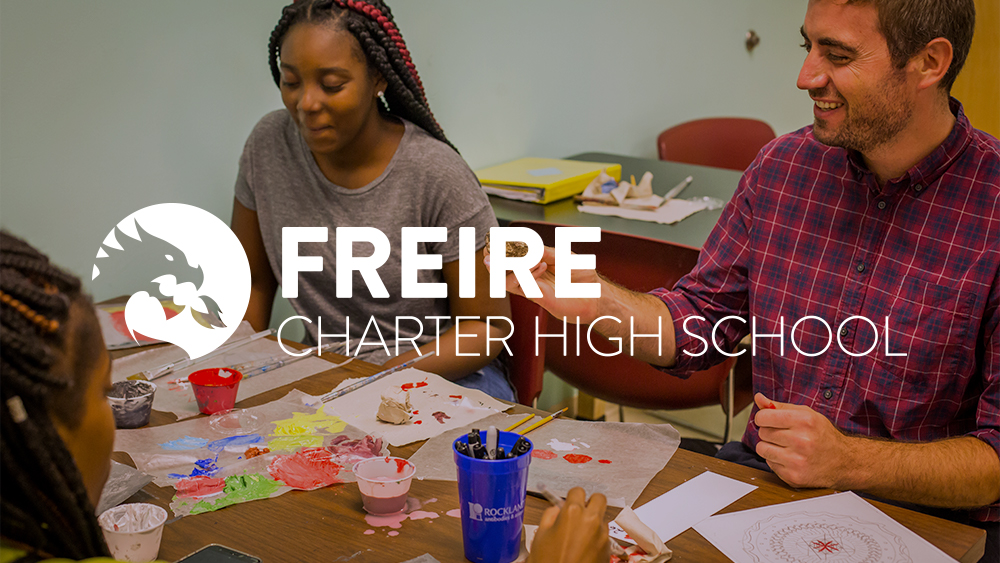 Freire Charter High School