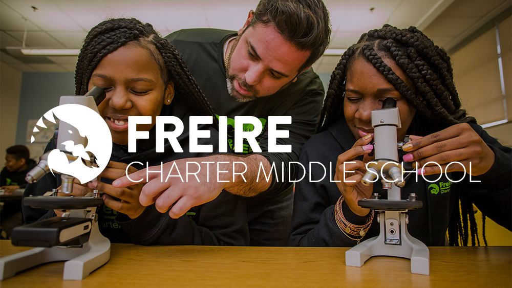 Freire Charter Middle School