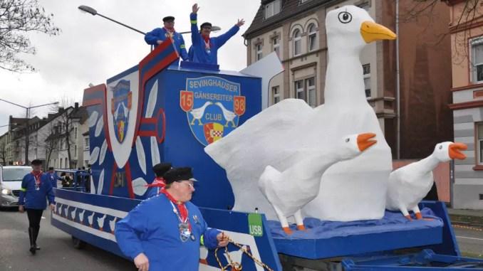 Karneval 2019 In Freisenbruch Festumzug Und Viel Mehr