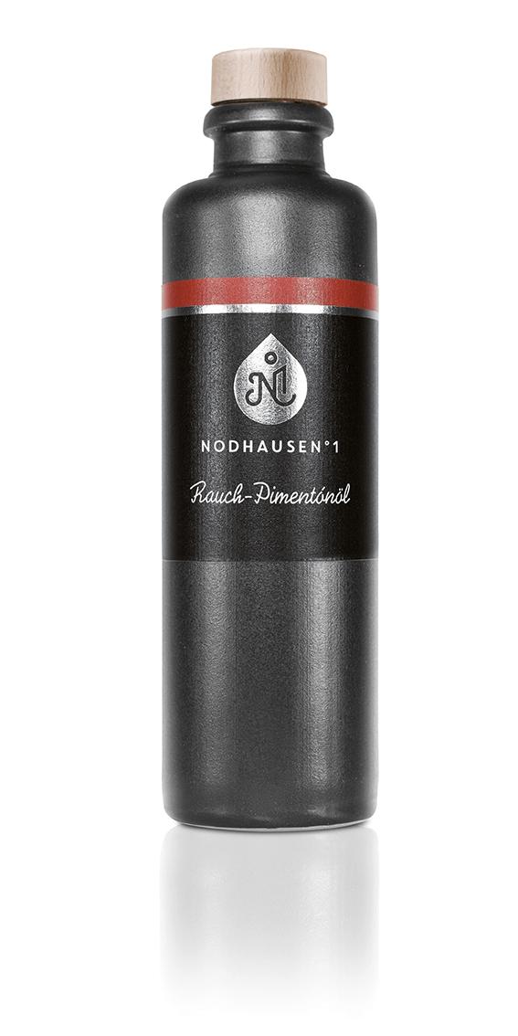 NODHAUSEN°1 Rauch Pimentónöl 200 ml