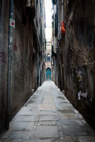 Italien - Venedig - Langer Gang