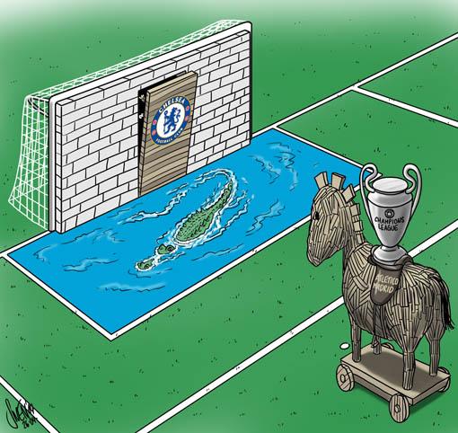 Chelsea FC vs. Atletico Madrid