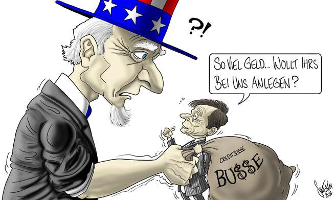 Credit Suisse Busse USA
