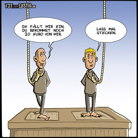 Schulden: Lass mal stecken