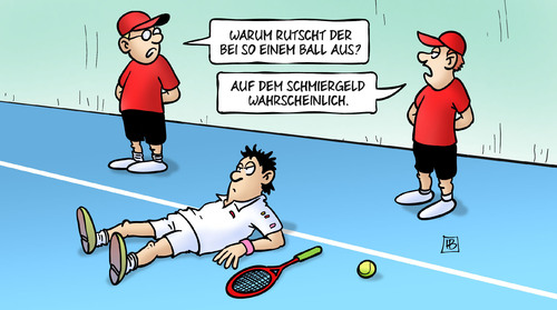 tennis sprüche