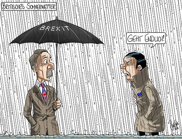 Brexit: Austritt von Großbritannien aus der EU #2