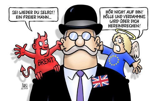 Brexit: Austritt von Großbritannien aus der EU #3