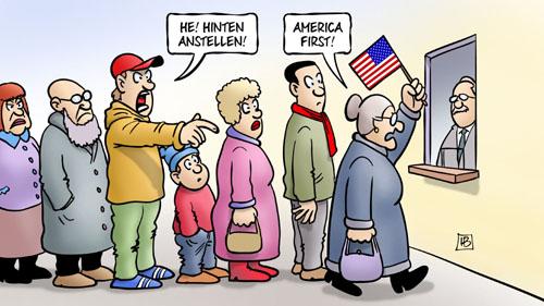 America First!