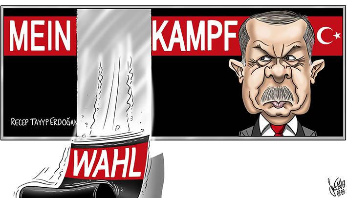 Erdogan: Mein (Wahl)Kampf