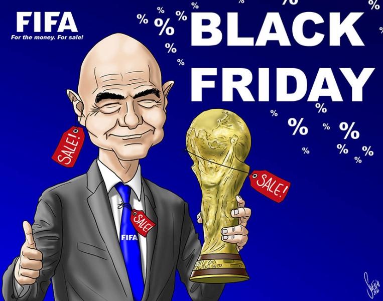 Black Friday bei der FIFA