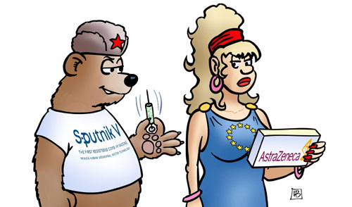 Sputnik V: Russischer Impfstoff besser als der von Astrazeneca