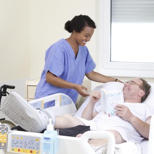 Krankenpflege im FSJ
