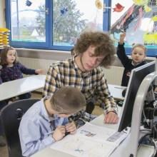 Schulbetreuung im FSJ