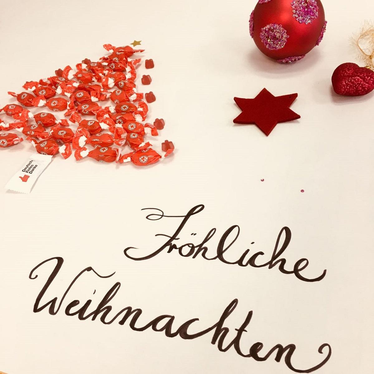 In Diesem Sinne Frohe Weihnachten.Frohe Weihnachten Drk Odenwaldkreis