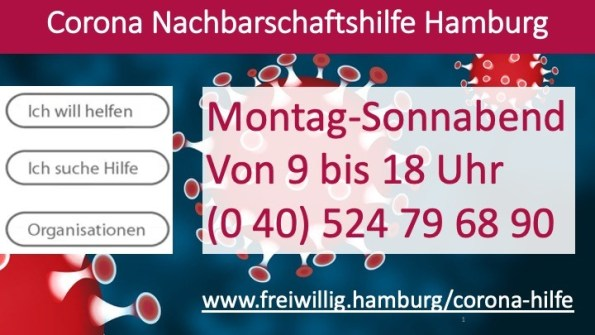 Corona Hotline Hamburg