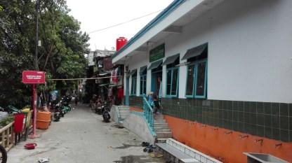 Mosque, Kerapu kampung