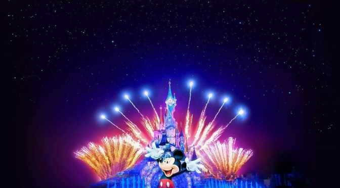 Disneyland® Paris: Neue Abendshow Disney Illuminations ab 26. März 2017