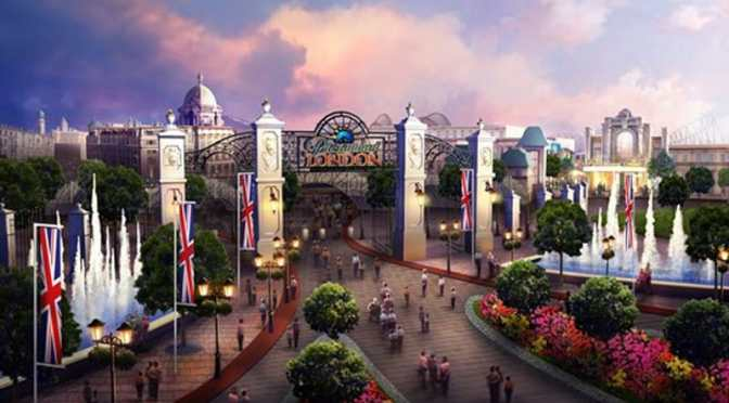 Paramount Pictures plant riesigen Themenpark in London