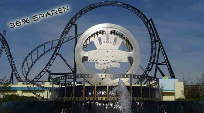 Ostern in den Movie Park Germany und über 36% sparen