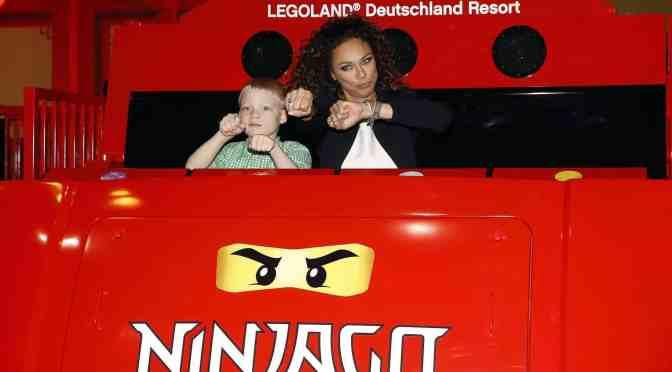 Neue Themenwelt LEGO NINJAGO WORLD im LEGOLAND Deutschland Resort feierlich eröffnet