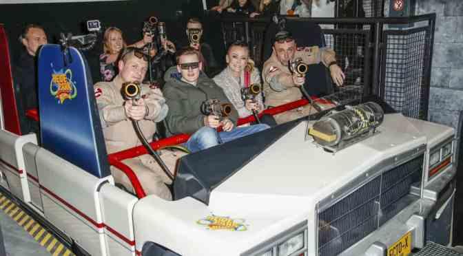 Heide Park: Ghostbusters wird eröffnet, aber erstmal nur im Testbetrieb