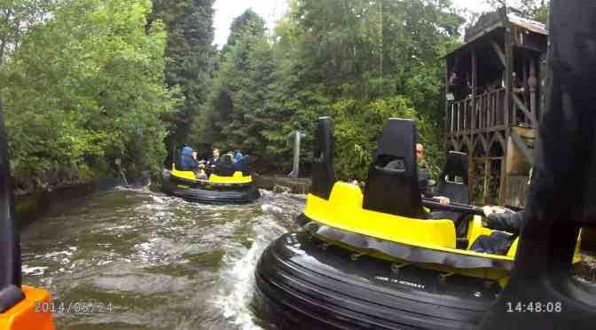 Drayton Manor (England): 11-jährige auf Wildwasserbahn tödlich verunglückt!