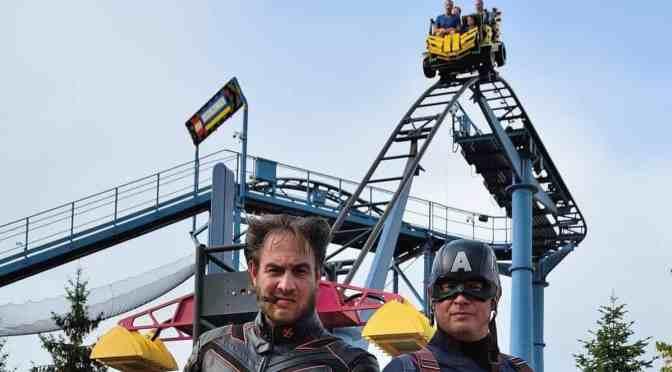 Movie Heroes Event: LEGOLAND Deutschland rollt den roten Teppich aus