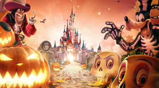 Farbenfrohes Halloween in Disneyland® Paris