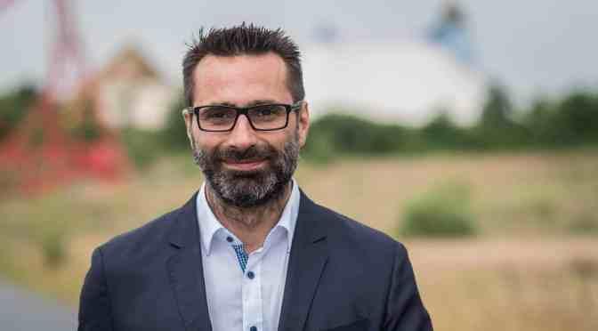 Bazil El Atassi wird neuer Geschäftsführer des Leipziger Freizeitparks BELANTIS
