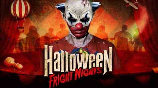 Holiday Park – Halloween Fright Nights