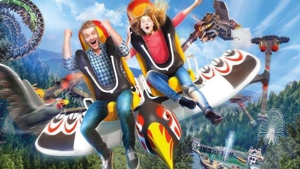 FORT FUN Abenteuerland startet in die Saison der Thunderbirds!