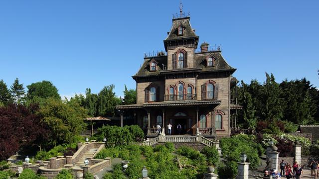 Disneyland Paris gibt Wiedereröffnung für Phantom Manor bekannt!