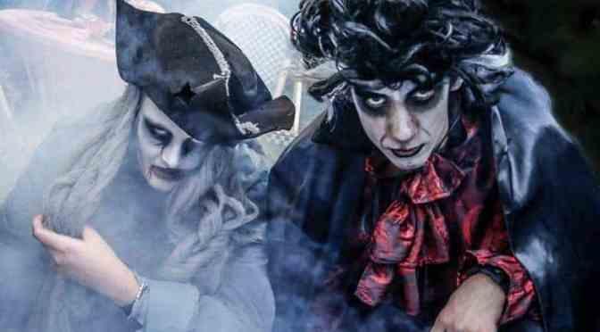 """Wenn der Gong """"Monsterzeit"""" schlägt lädt Kernie ́s Familienpark zu den Halloween-Wochenenden ein!"""