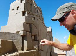 EM Sandskulpturen Zandvoort - Copyright: WSSA Den Haag