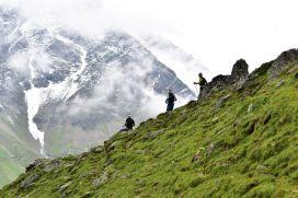 Einer der landschaftlich schönsten Trailevents in ganz Österreich - © Sportografen / TVB Pitztal