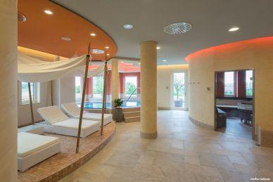 Die Villa Carmen des Elldus Resort lässt die Gäste in römischer Atmosphäre entspannen - Foto: Elldus Resort