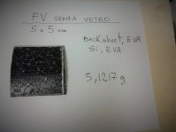 PV without glass