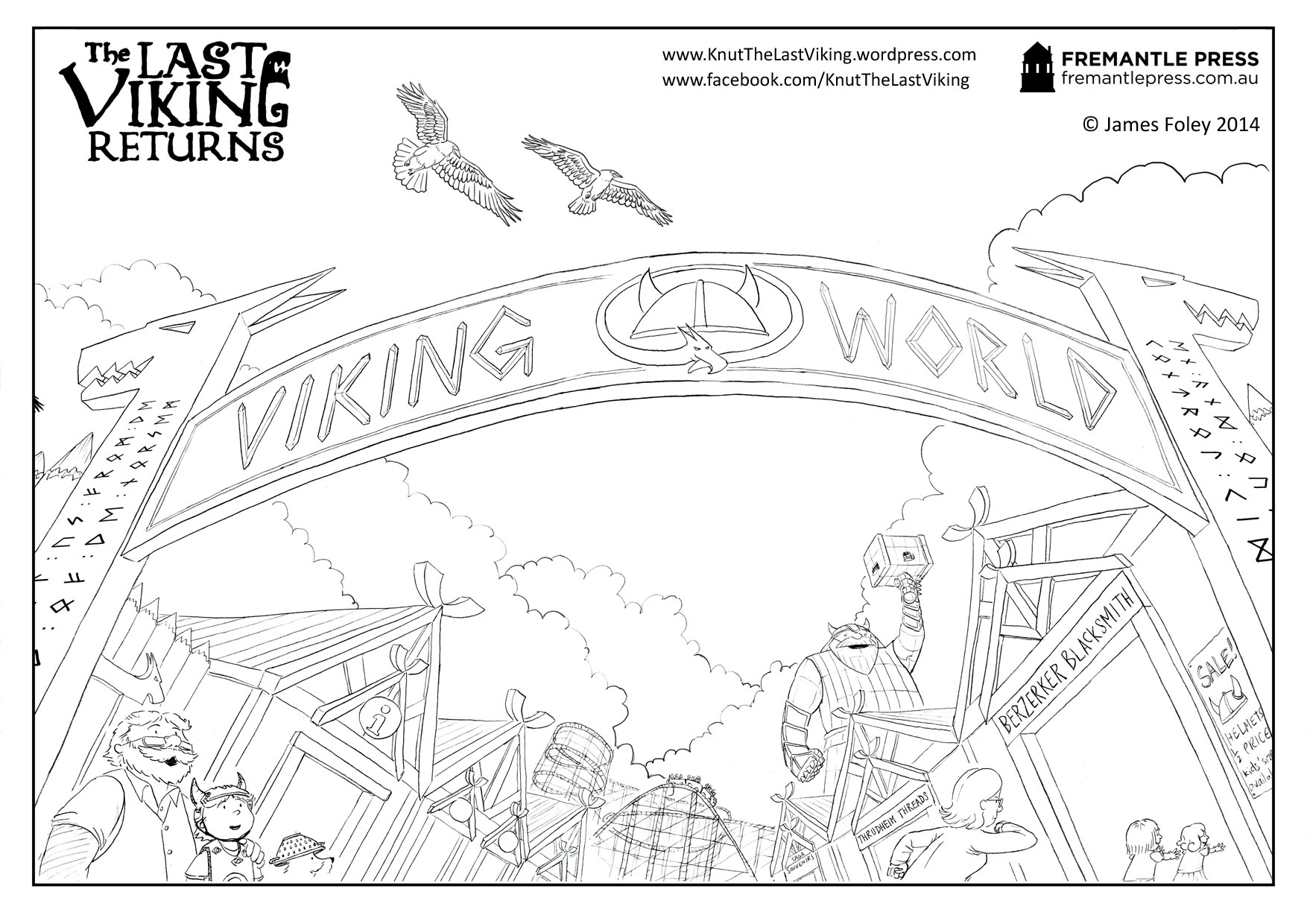 Vikings Lesson Plans Worksheet