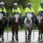 cops on horses