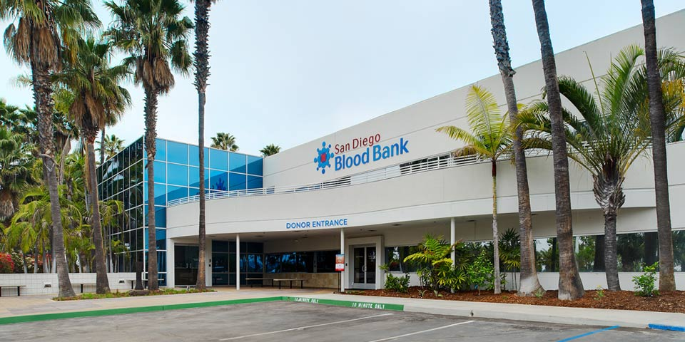 San Diego Blood Bank Partnership