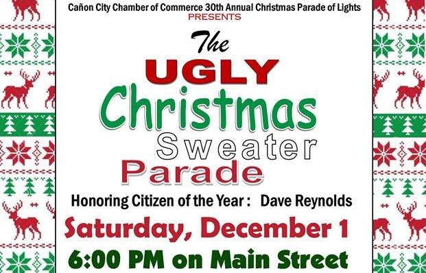 Christmas Parade – Cañon City