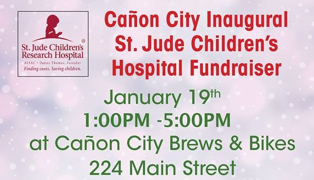 Cañon City Inaugural St. Jude Children's Hospital Fundraiser
