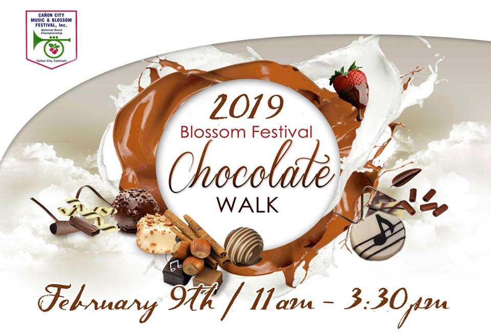 17th Annual Chocolate Lovers Walk – Cañon City