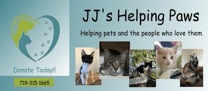 Non-Profit Spotlight: JJ's Helping Paws