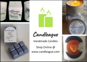 Community Partner Spotlight: Candleague Homemade Candles